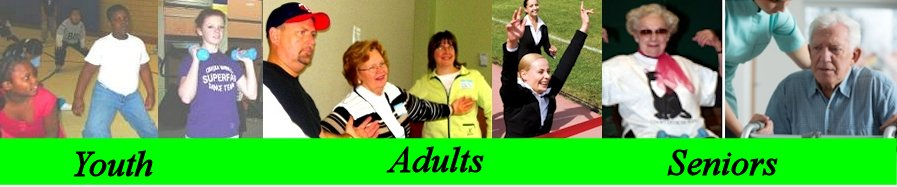 Meditative Movements for Youth, Adults, Seniors, Assisted Living, Independent, Skilled Nursing
