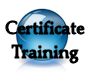 Certificate Training